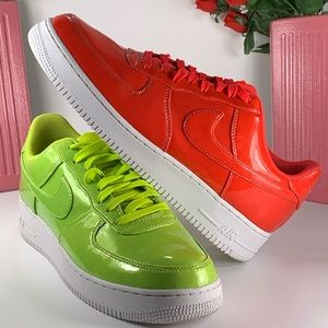 Nike Air Force 1's Patent Leather Size 10.5
